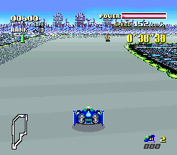 F-Zero ingame screenshot