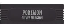 Pokemon - Silver Version logo