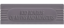 Kid Icarus - Of Myths and Monsters logo