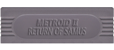 Metroid II - Return of Samus logo