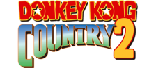 Donkey Kong Country 2 - Diddy's Kong Quest logo