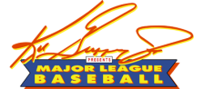 Ken Griffey Jr. Presents Major League Baseball logo