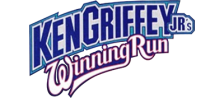 Ken Griffey Jr.'s Winning Run logo