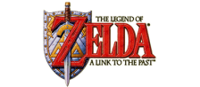 Legend of Zelda, The - A Link to the Past logo