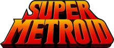 Super Metroid logo