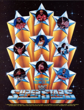 WWF Superstars Coin Op Arcade cover artwork