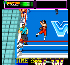 WWF Superstars ingame screenshot