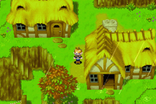 Golden Sun ingame screenshot