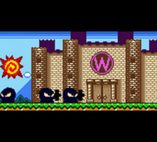 Wario Land II ingame screenshot