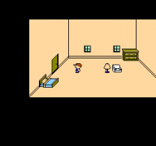 EarthBound Zero - Mother 1 ingame screenshot