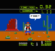 Wild Gunman ingame screenshot