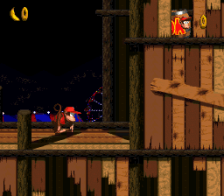 Donkey Kong Country 2 - Diddy's Kong Quest ingame screenshot