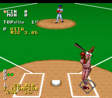 Ken Griffey Jr. Presents Major League Baseball ingame screenshot