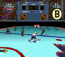 NHL Stanley Cup ingame screenshot