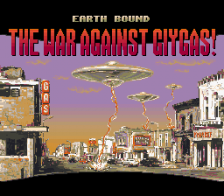EarthBound title screenshot
