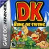 DK - King of Swing Nintendo Game Boy Advance cover artwork