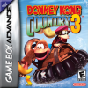 Donkey Kong Country 3 Nintendo Game Boy Advance cover artwork