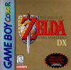 Legend of Zelda, The - Link's Awakening DX Nintendo Game Boy Color cover artwork