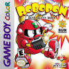 Robopon - Sun Version Nintendo Game Boy Color cover artwork