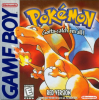 Pokemon - Red Version Nintendo Game Boy cover artwork