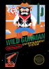Wild Gunman Nintendo NES cover artwork