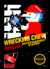 Wrecking Crew Nintendo NES cover artwork