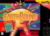EarthBound Nintendo Super NES cover artwork