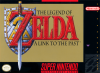 Legend of Zelda, The - A Link to the Past Nintendo Super NES cover artwork