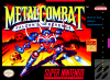 Metal Combat - Falcon's Revenge Nintendo Super NES cover artwork
