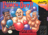 Super Punch-Out!! Nintendo Super NES cover artwork