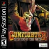 Gunfighter - The Legend of Jesse James Sony PlayStation cover artwork